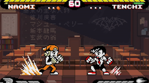 Pocket Rumble Preview