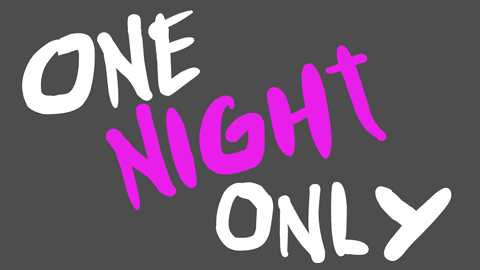 One Night Only Preview