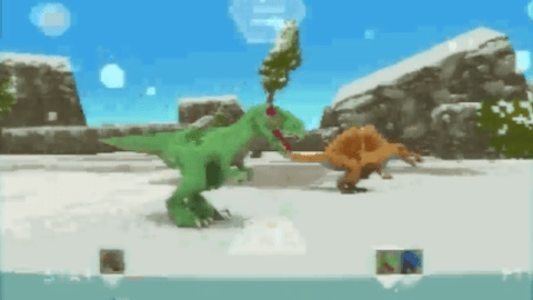 Dino Walk Simulator Preview