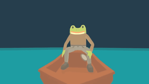 The Haunted Island, a Frog Detective Game Preview
