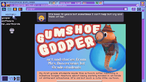 HypnoSpace Outlaw Preview